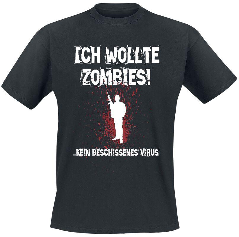 Ich wollte Zombies!