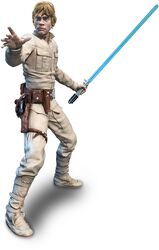40th Anniversary - The Black Series - Luke Skywalker