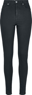 Ladies High Waist Skinny Jeans