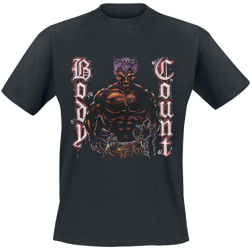 Body Count 1992 Cover