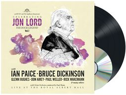 Celebrating Jon Lord - The rock legend Vol.1