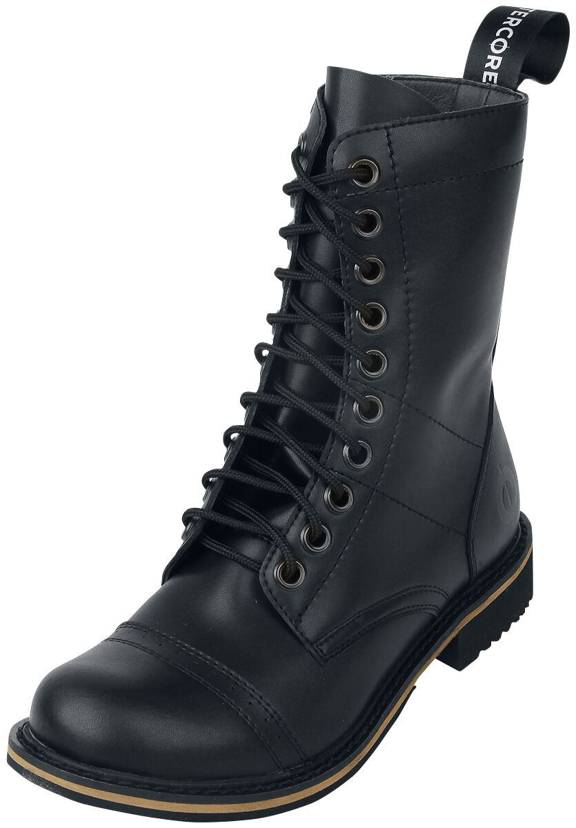 Image of Altercore Ohio Vegan Boots schwarz