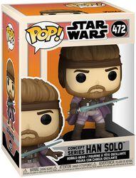 Concept Series - Han Solo Vinyl Figur 472