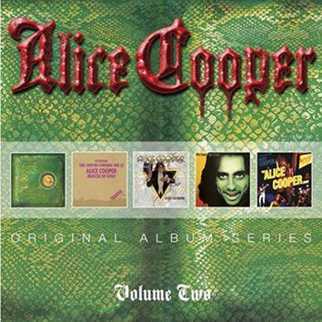 Image of Alice Cooper Original album series Vol. 2 5-CD Standard