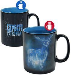 Patronus - Tasse mit Thermoeffekt