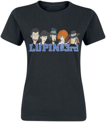 Lupin The 3rd Heads
