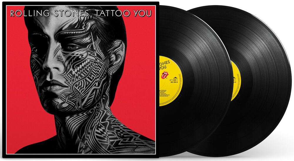 Tattoo you (Remastered)