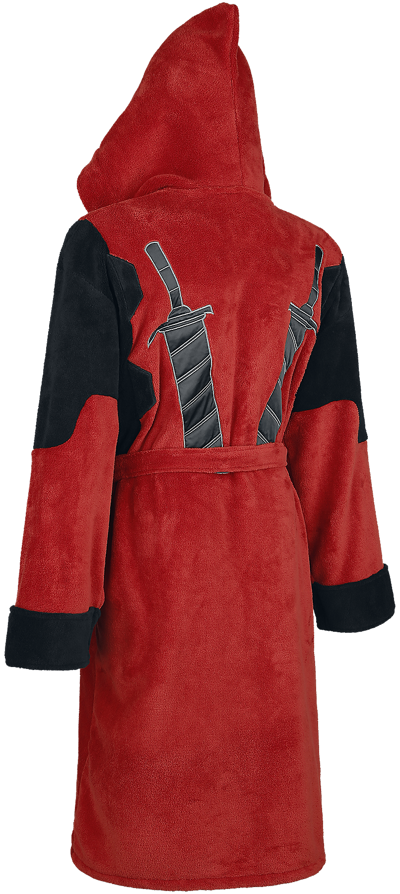 Image of Deadpool Logo Bademantel multicolour