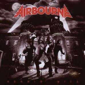 Airbourne  Runnin' wild  CD  Standard