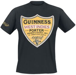 Guinness West Indies Porter Etikett