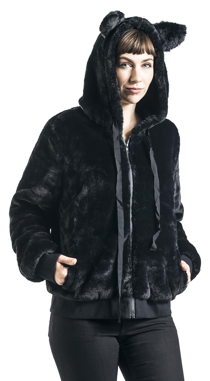 Jawbreaker - Make Me Purr Jacket - Jacket - black image