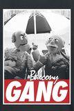The Balcony Gang