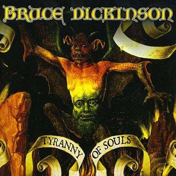 Bruce Dickinson  Tyranny of souls  CD  Standard