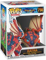 Ratha Vinyl Figure 798