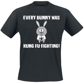 Every Bunny Was Kung Fu Fighting!
