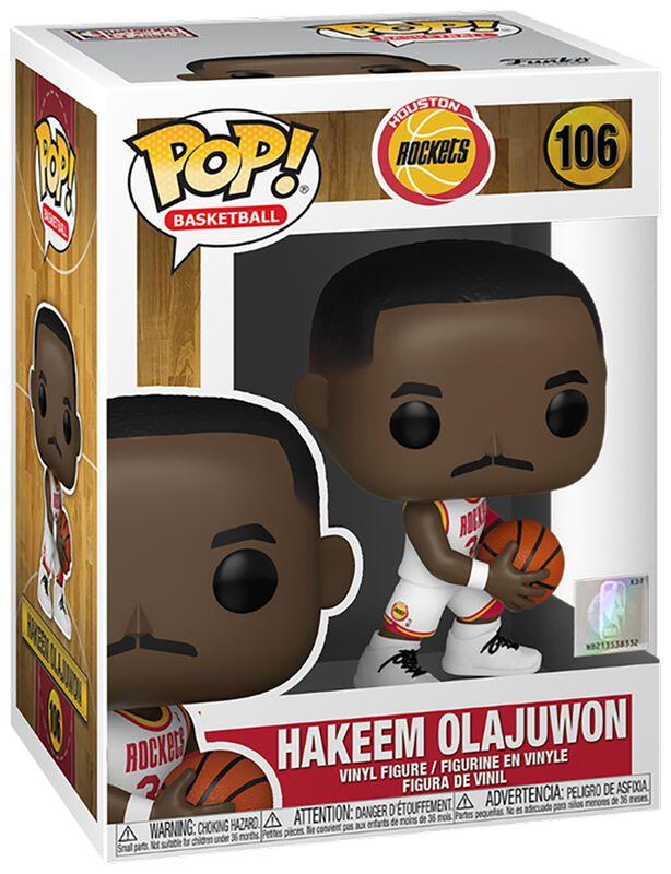 Houston Rockets - Hakeem Olajuwon (Home Jersey) Vinyl Figur 106