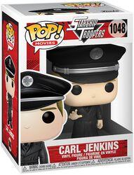 Starship Troopers Carl Jenkins Vinyl Figur 1048