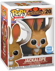 Myths - Jackalope (Funko Shop Europe) Vinyl Figur 20