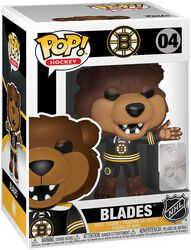 NHL Mascots Boston Bruins - Blades - Vinyl Figure 04