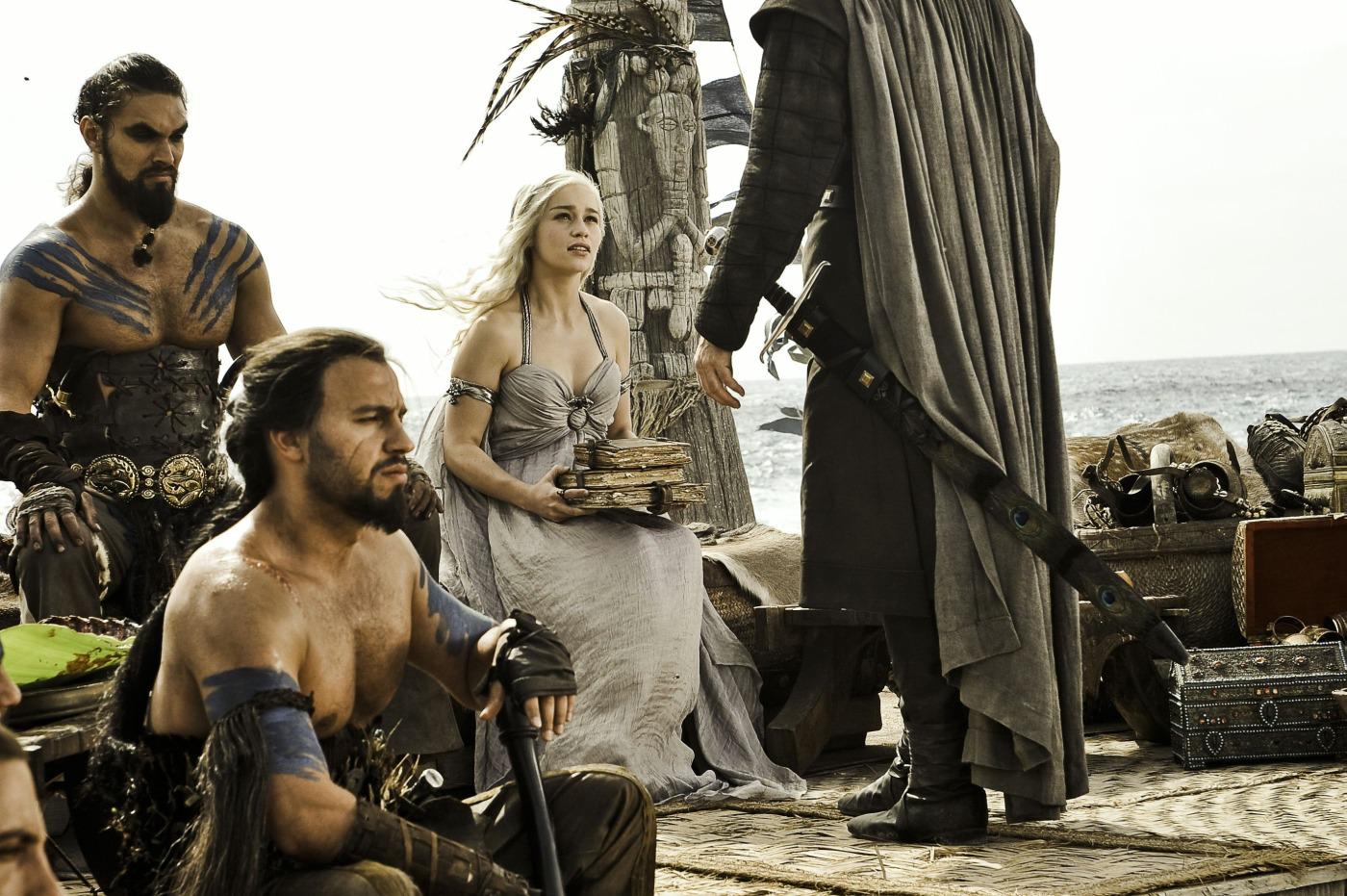 Image of Game Of Thrones Die komplette 1. Staffel 5-Blu-ray Standard