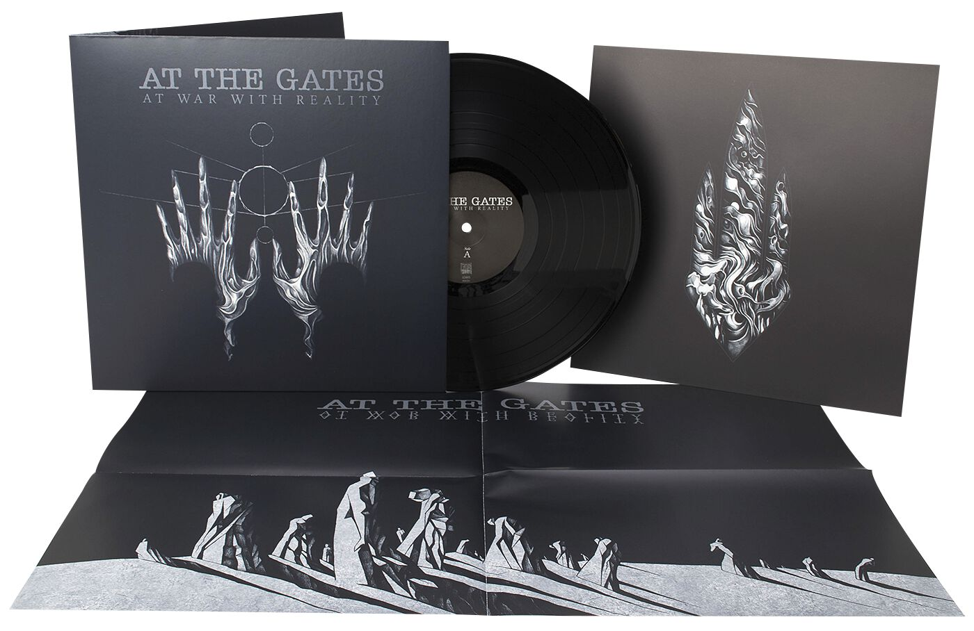 Image of At The Gates At war with reality LP Standard