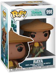Raya Vinyl Figur 998