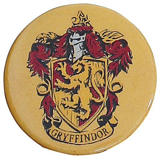 Image of Harry Potter Mix Button-Pack Mehrfarbig