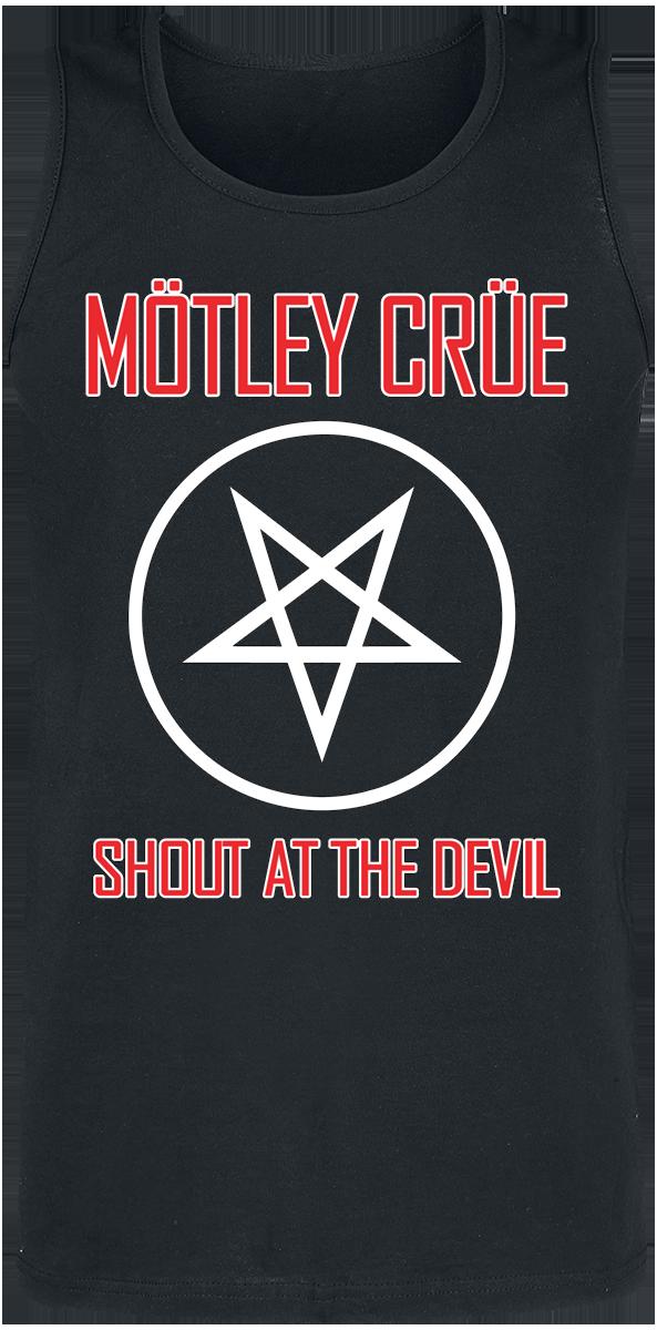 Mötley Crüe - Shout At The Devil - Tanktop - black image