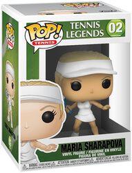 Maria Sharapova Vinyl Figur 02