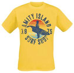 Jaws Amity Island 1975 Surf Shop