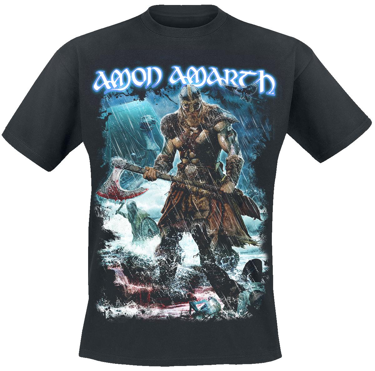 Amon Amarth - Jomsviking - T-Shirt - schwarz