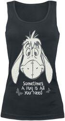 Winnie The Pooh I-Aah - Hug