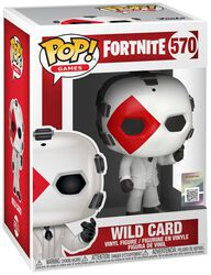 Wild Card (Diamond) Vinyl Figur 570