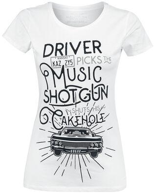 Driver Picks The Music