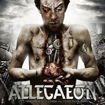 Allegaeon  Fragments of form and function  CD  Standard