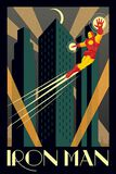 Marvel Deco - Iron Man