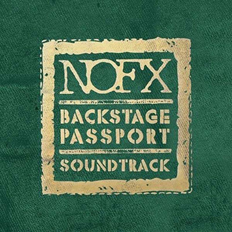 Backstage passport - Soundtrack