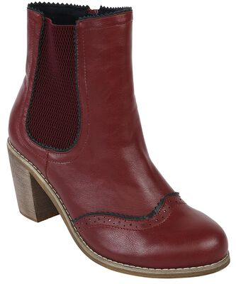 Betty Does Country Chelsea Boot