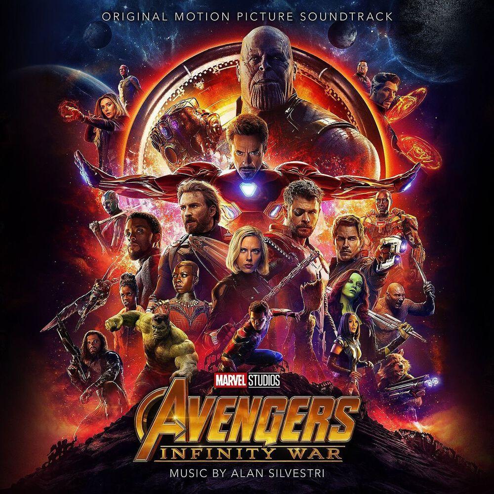 Image of Avengers Avengers - Infinity war CD Standard