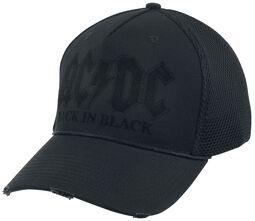 Back In Black - Trucker Cap
