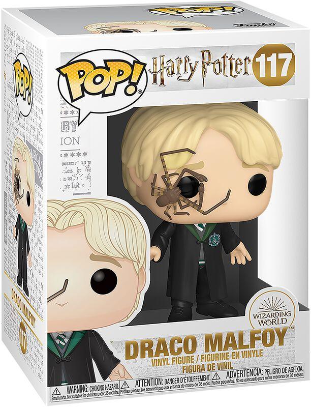 Draco Malfoy Vinyl Figur 117