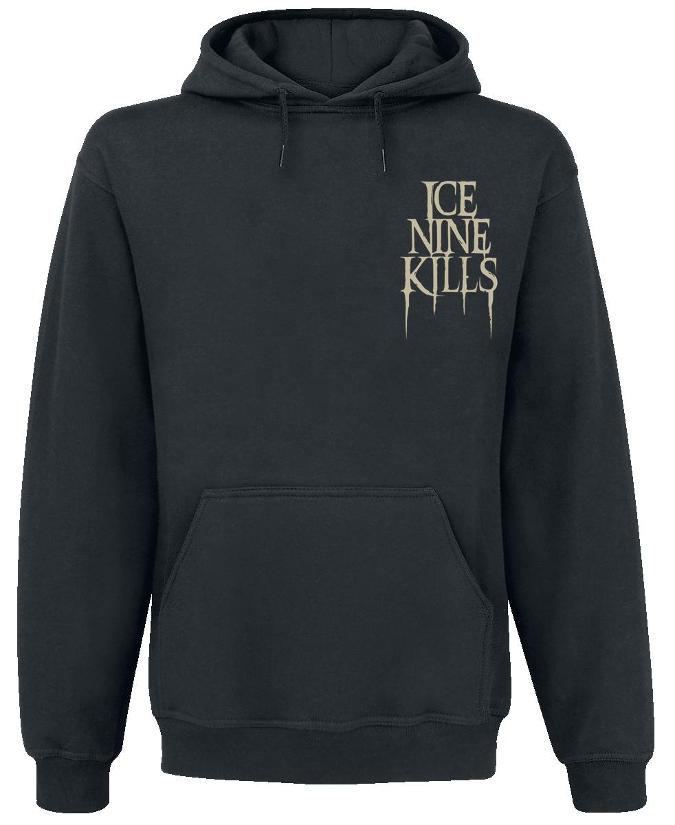 Ice Nine Kills - Skull - Hooded sweatshirt - black image