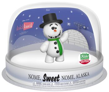 Nome, sweet nome, Alaska (Funko Shop Europe) Vinyl Figure
