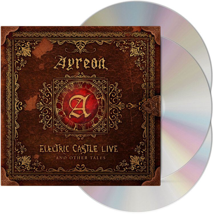 Image of Ayreon Electric castle live and other tales 2-CD & DVD Standard