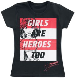 Kids - Girls Are Heroes Too