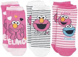 Elmo & Cookie