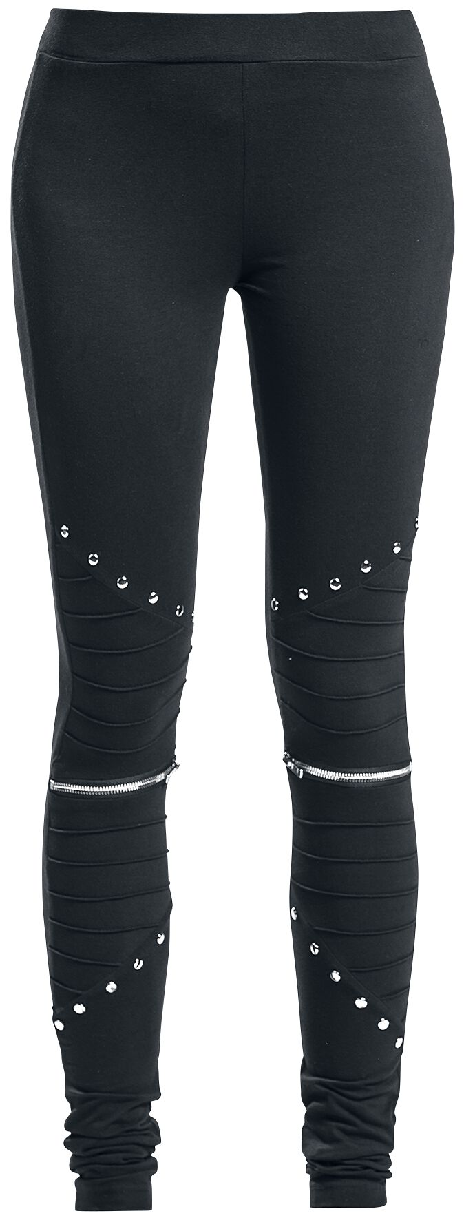 Hosen - Vixxsin Wind Leggings schwarz  - Onlineshop EMP