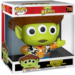 Alien As Woody - (Jumbo Pop!) Vinyl Figur 756