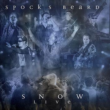 Image of Spock's Beard Snow Live 2-CD & 2-DVD Standard