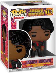 James Brown Rocks Vinyl Figur 176